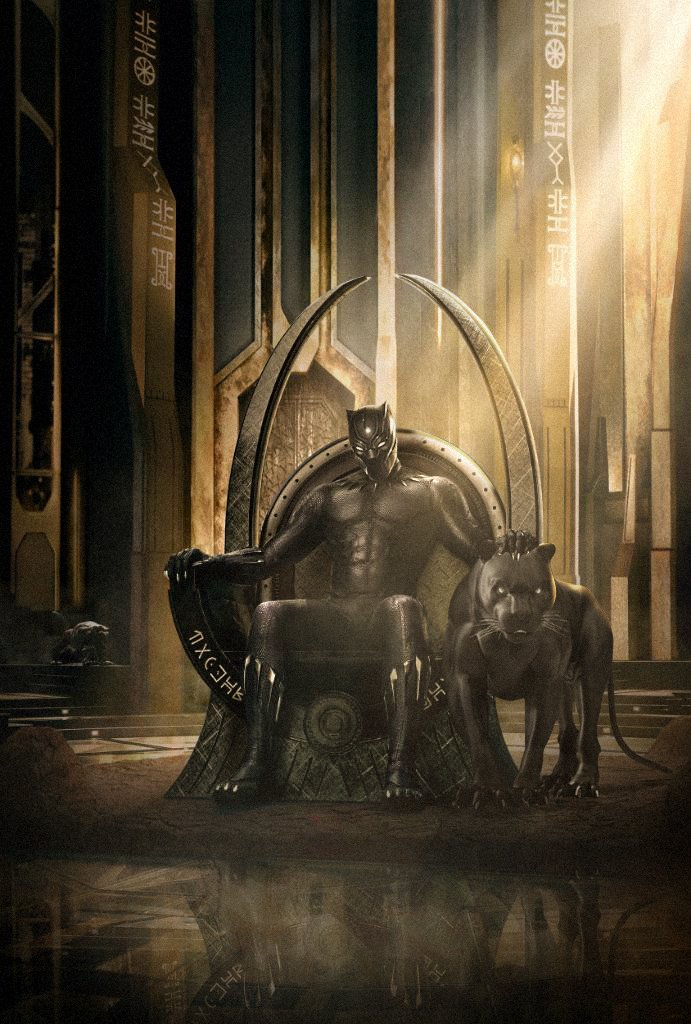 Or just an actual Black Panther https://t.co/dxKODbbPqv