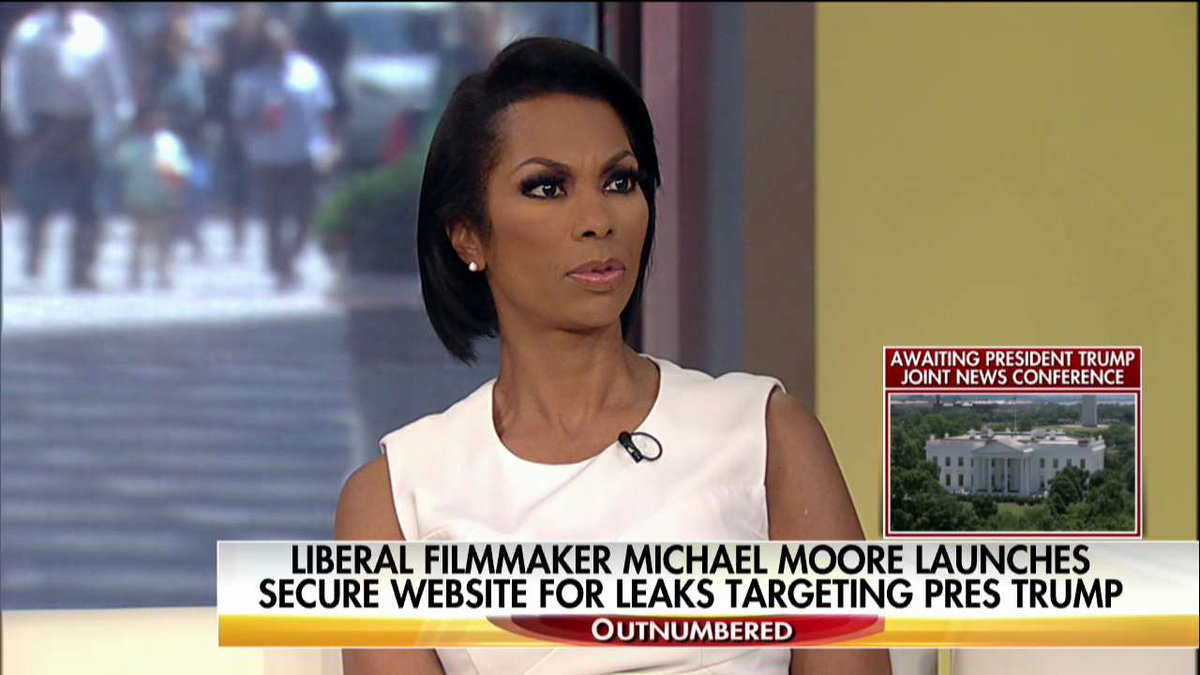 .@HARRISFAULKNER: '[Comey] wasn't blowing a whistle. He was leaking material.' #Outnumbered