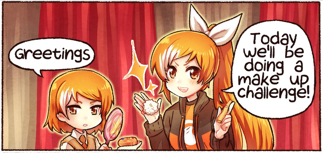 TODAY In The Daily Life Of Crunchyroll Hime By Coughdrops Our Heroine Tries To Bond With Her Little Sister But As Usualpictwitter 8qQdoj29DH