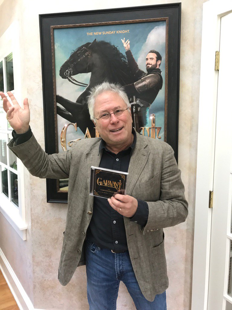 """Hey GALAVANT fans, the Complete Collection CD is out and it's """"Not the Worst Thing Ever""""! It's """"As Good As It Gets""""! https://t.co/Fxy8dWuwmt"""