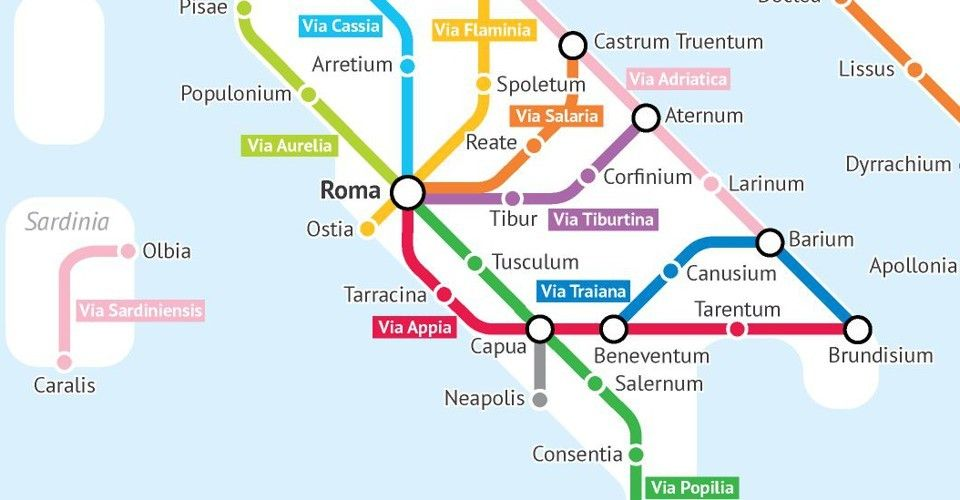 And I AM geeking out! Geek Out to a Subway Map of Ancient Roman Roads https://t.co/xQmEJJjzW2 https://t.co/taI5x8TNUm