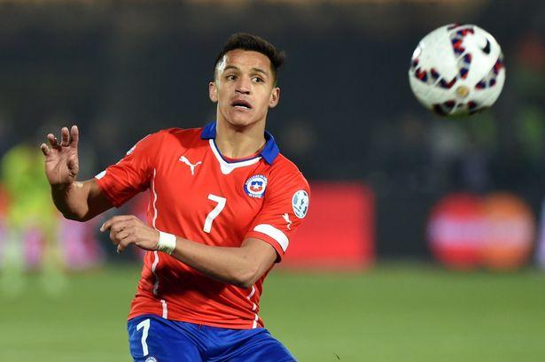 Video: Nga vs Chile