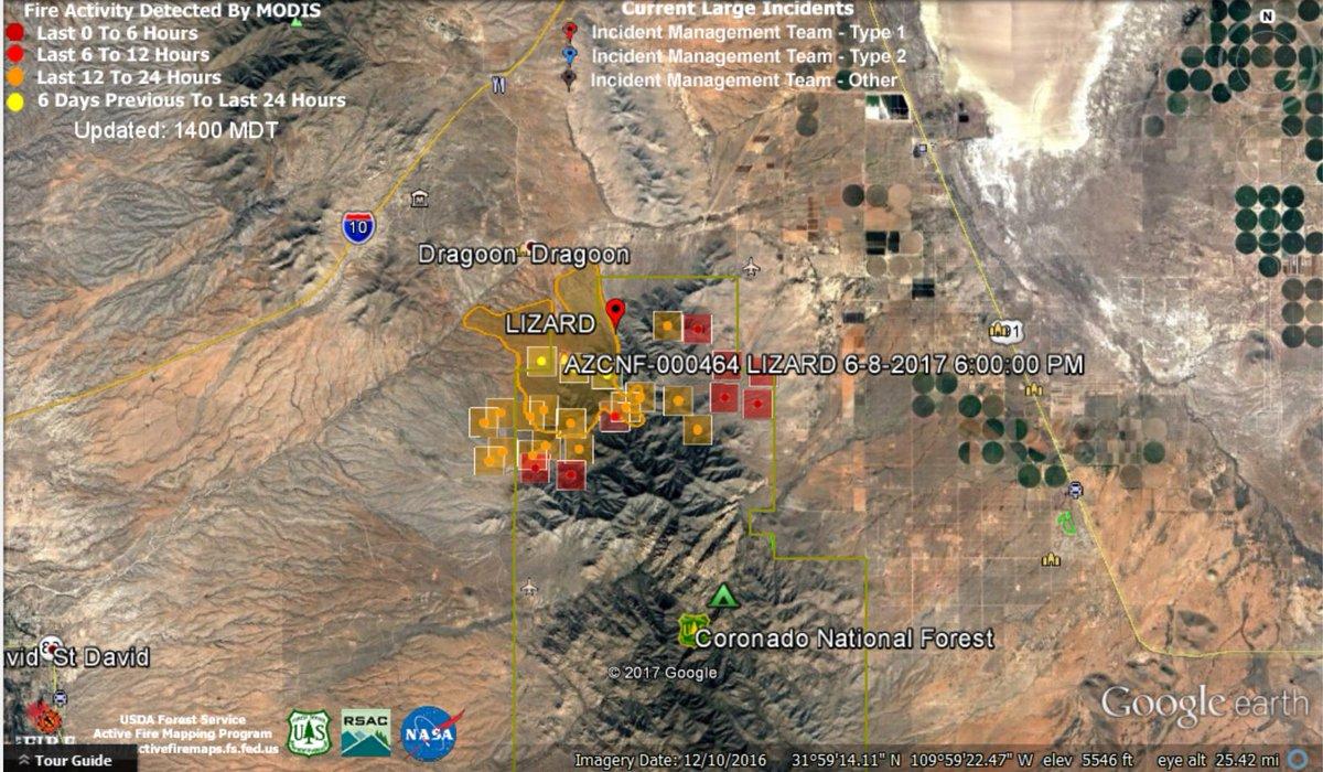 Coronado NF CoronadoNF Twitter - Us map of forest types