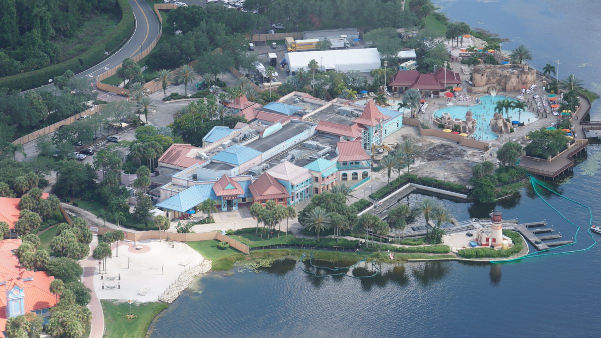 [Walt Disney World Resort] Changements au Disney's Caribbean Beach Resort ! - Page 3 DB6V0bZXUAAdzsz