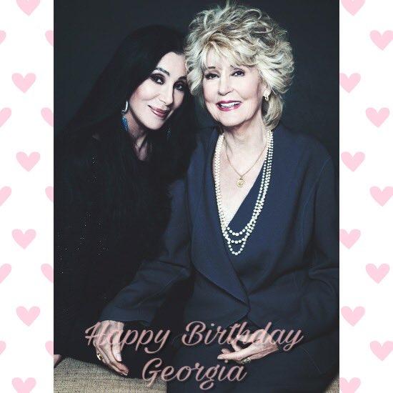 happy birthday Georgia