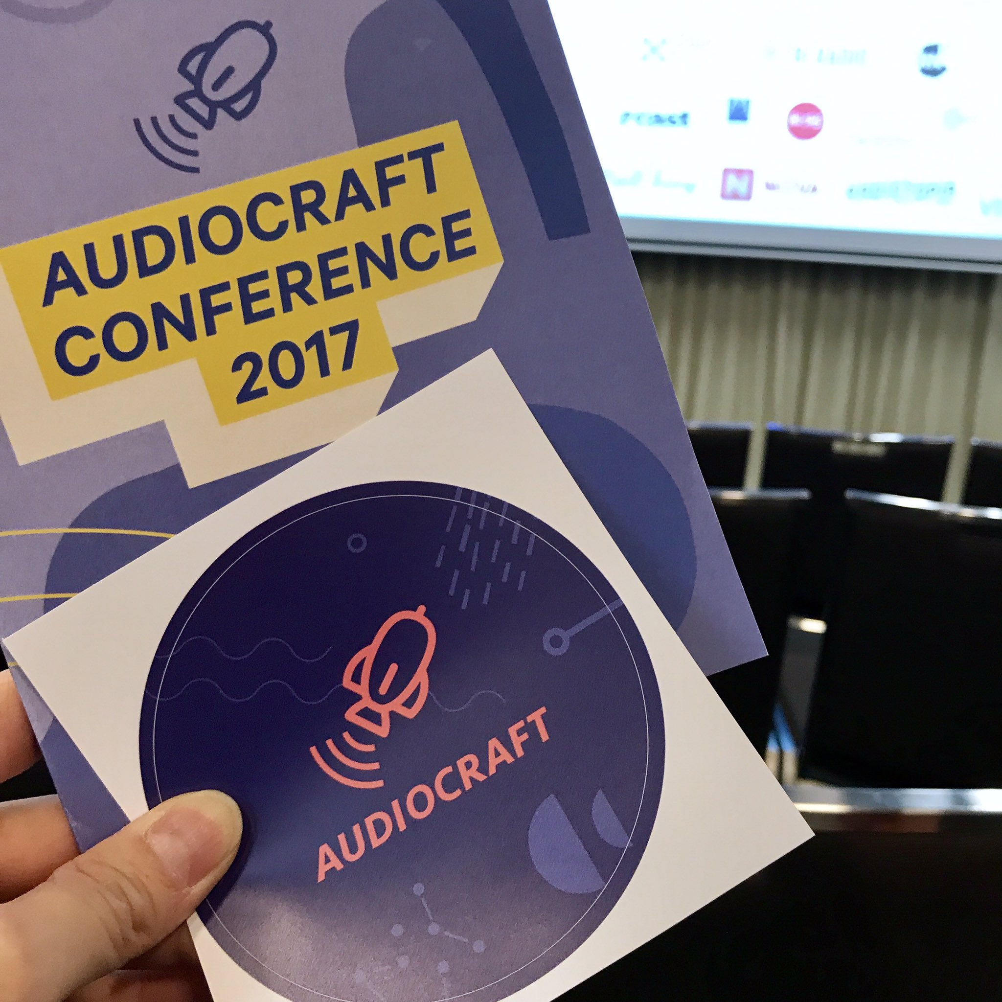 Thumbnail for Highlights From AudioCraft 2017 Conference - Part One