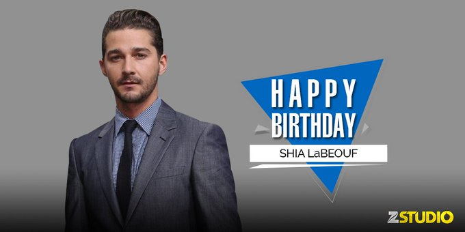 Here s wishing Shia LaBeouf, popularly known as Sam Witwicky, a very happy birthday! Send in your wishes!