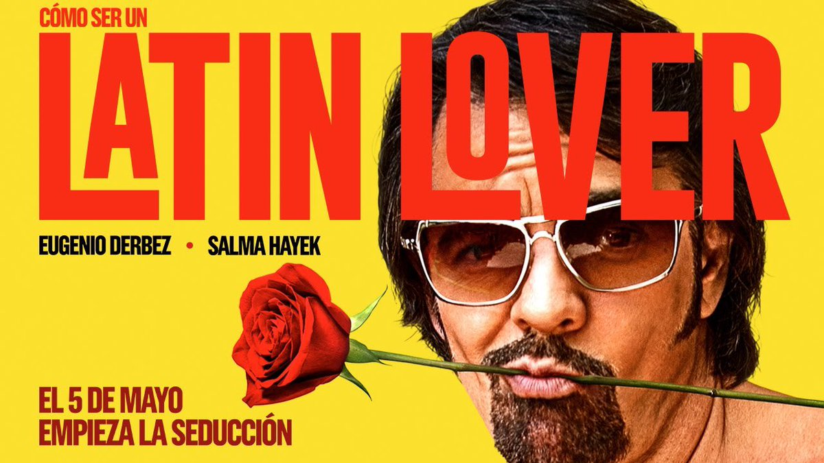 0 Replies 1 Retweet 27 Likes Salma Hayek On Set How To Be A Latin Lover