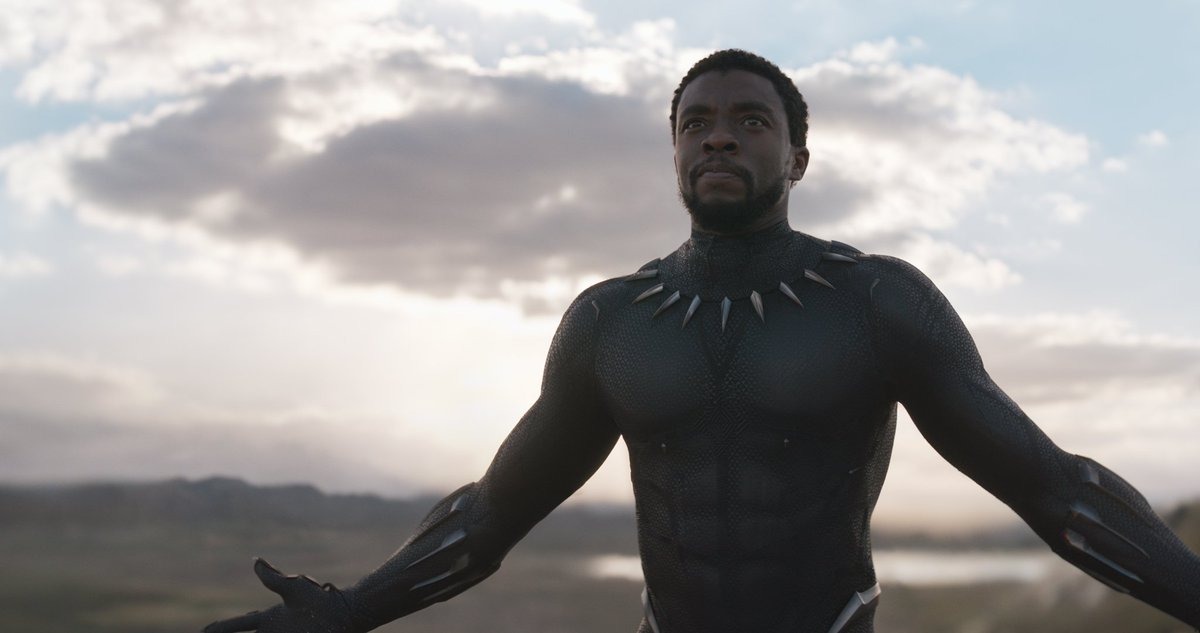 HERO. LEGEND. KING. Watch the teaser trailer now. #BlackPanther