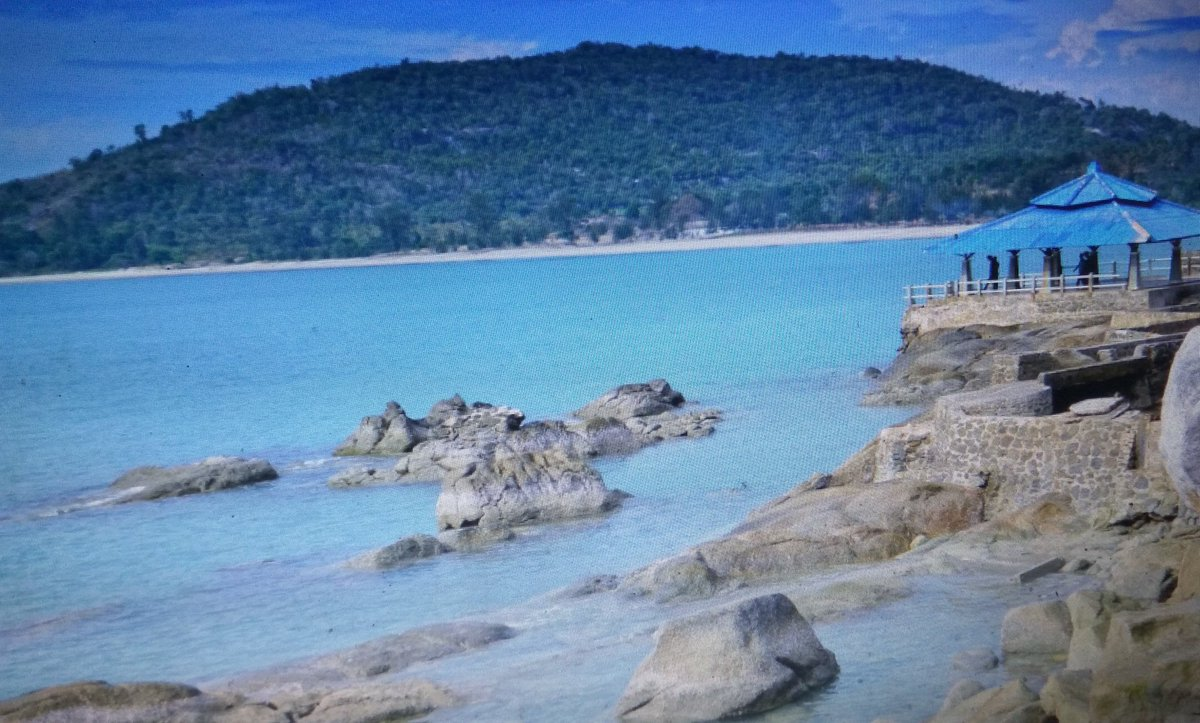 Hotel Tanjung Pesona On Twitter Keindahan Pantai Tanjung Pesona
