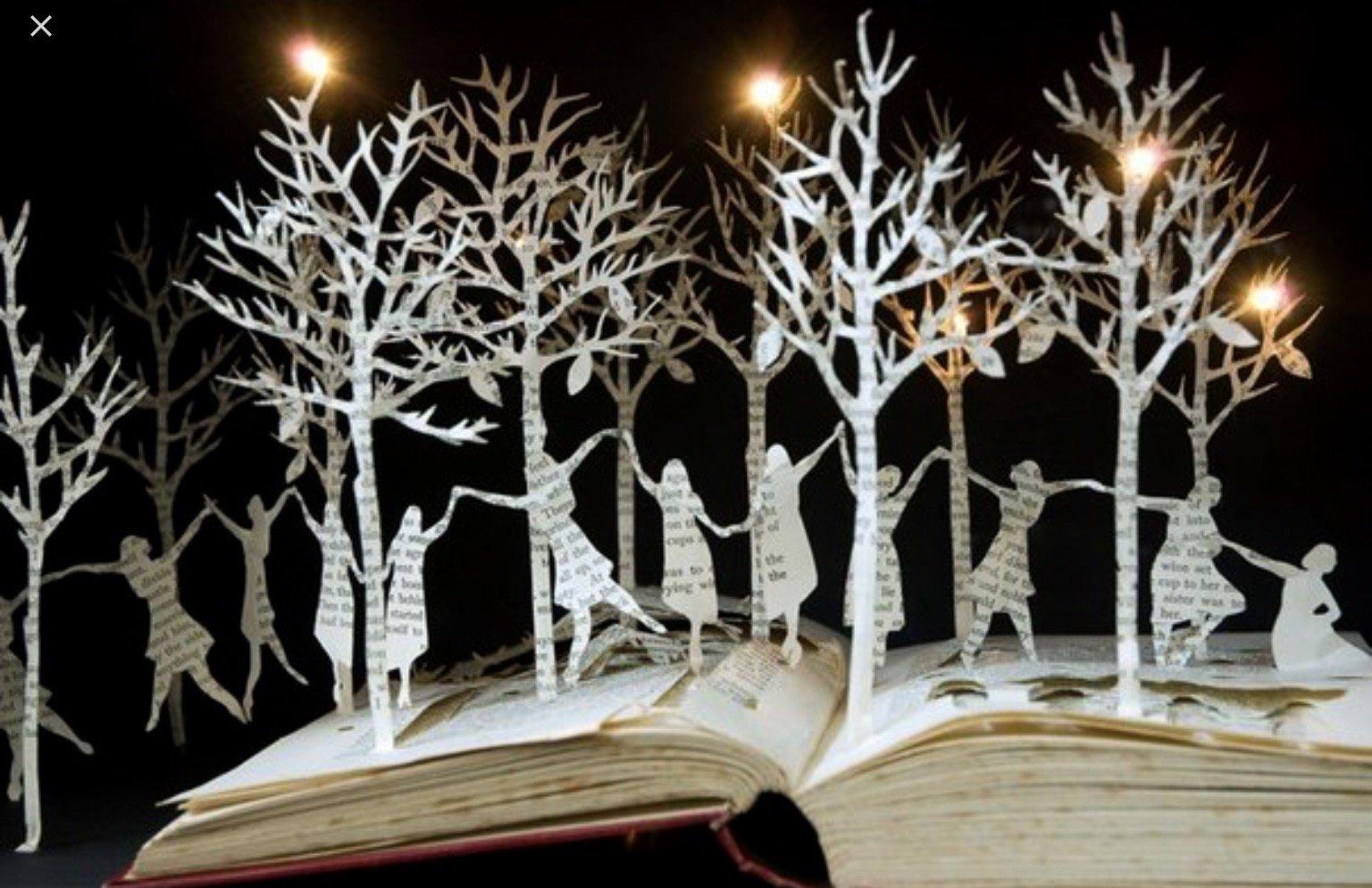 Resultado de imagem para magia de los libros