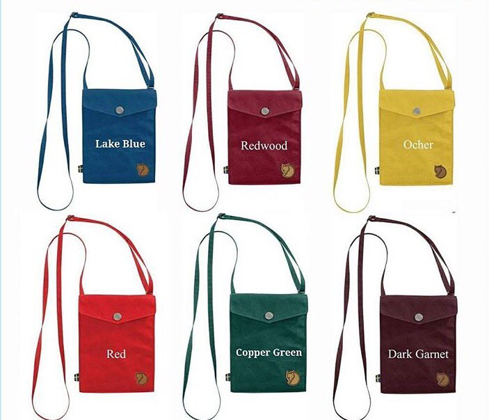 fjallraven pocket bags in the colours of the rainbow what s your favourite  colour  Available from  mykankenbag home of  ilovemykankenpic.twitter.com   ... 3cea1b7c2c4ff