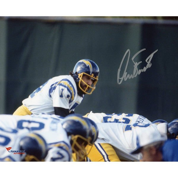Happy Birthday to Class of 1993 QB Dan Fouts!