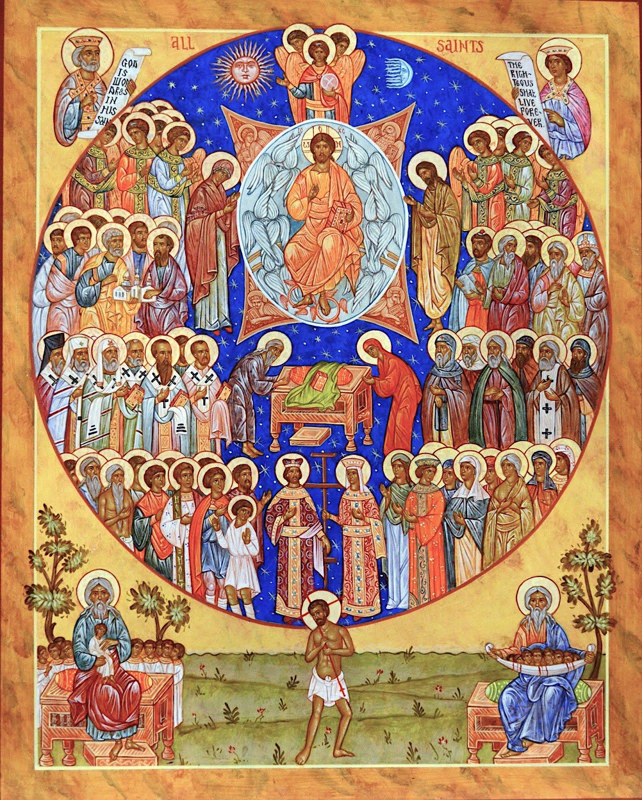 Картинки к дню всех святых, фсб
