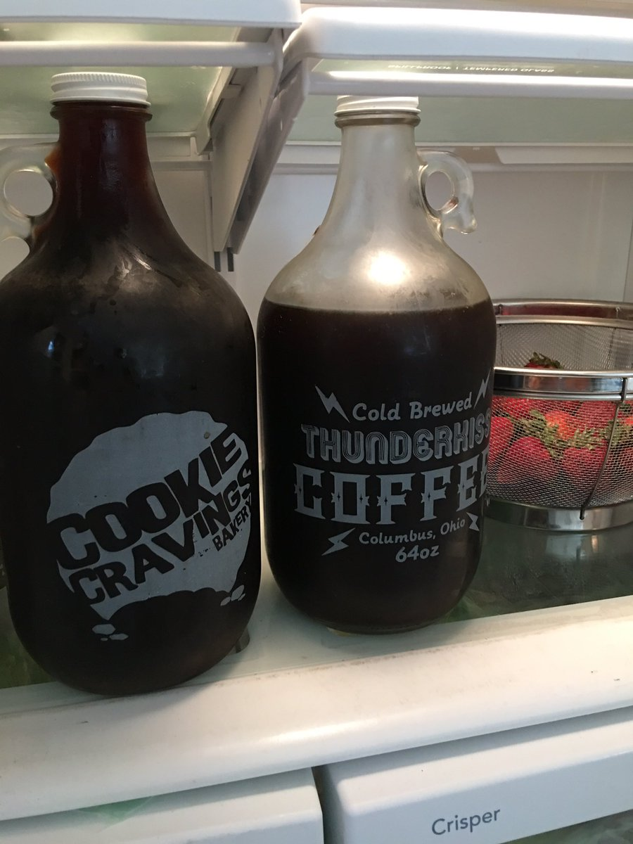 "thunderkiss coffee on twitter: ""remember when.growlers of cold"