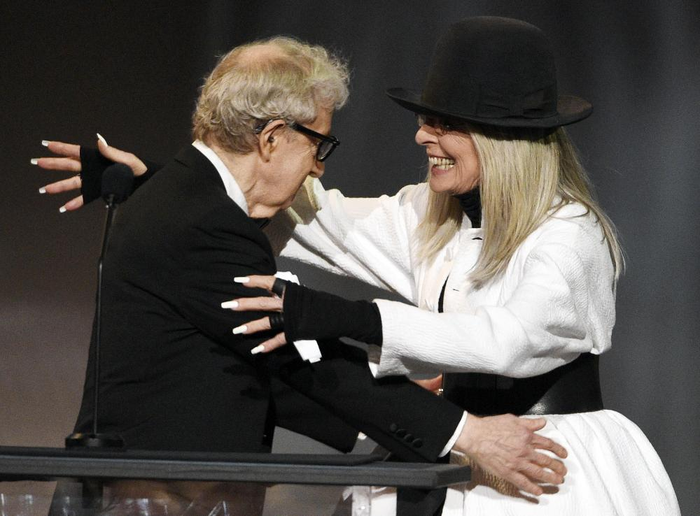 Woody Allen joins Warren Beatty, #Meryl #Streep and Al #Pacino in celebrating Diane Keaton  http:// lat.ms/2rhhSIo  &nbsp;  <br>http://pic.twitter.com/Kse24YTflK