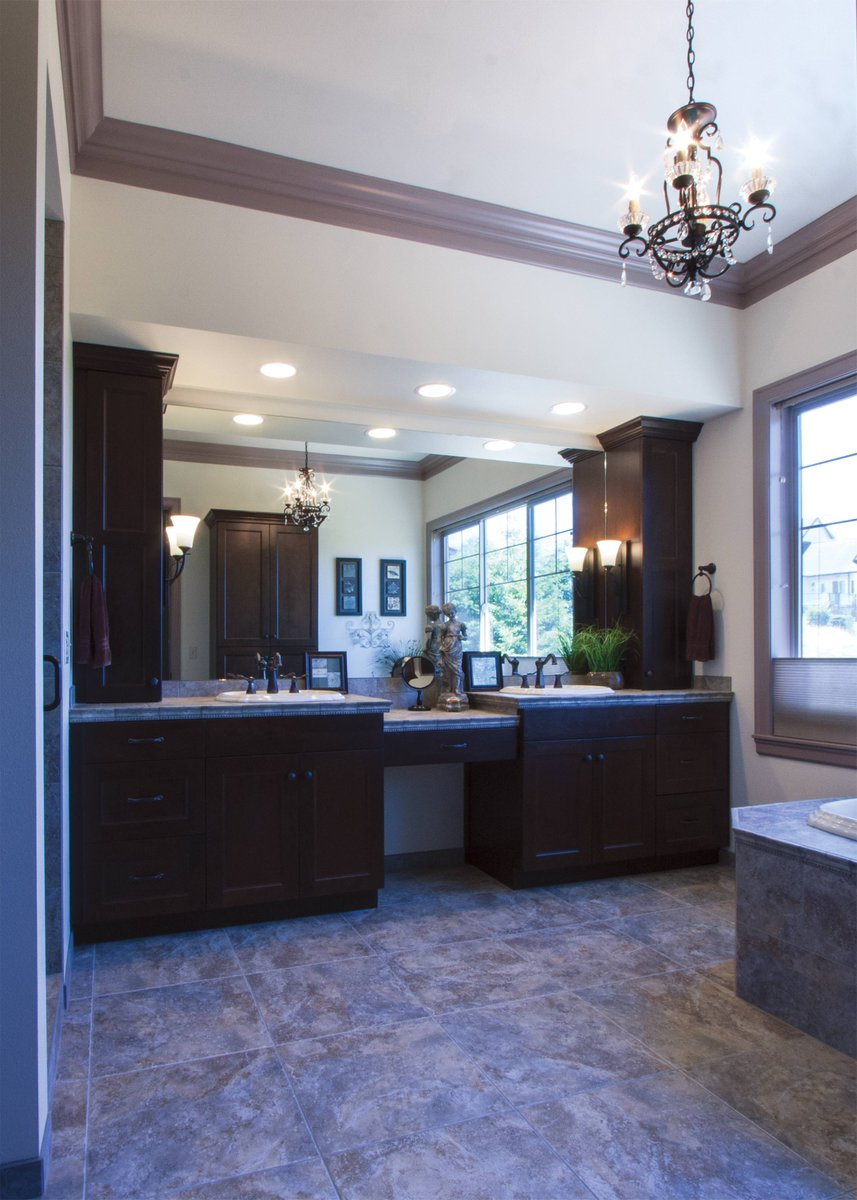 Check out our awesome #bathroom #designs on our website!  http://www. cabinetsbytrivonna.com / &nbsp;  <br>http://pic.twitter.com/acqNu755s8