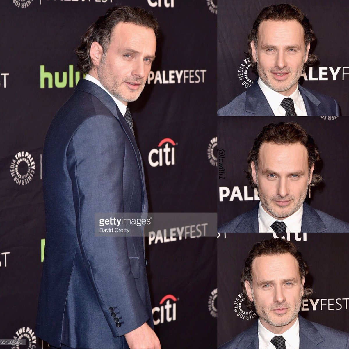 #MCM honors to #AndrewLincoln #PaleyFest March 2017  David Crotty ~ #RickGrimes #TheWalkingDead #TWDfamily #twdcast #ManCrushEveryDay<br>http://pic.twitter.com/rkV3pL56SE