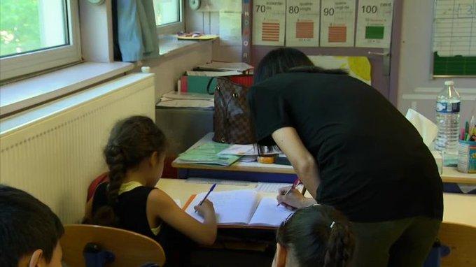 VIDÉ0 - Moins d'élèves par classe pour un meilleur suivi en REP ? Ce que prépare Emmanuel Macron pour la rentrée… https://t.co/zNNwcY9VOd