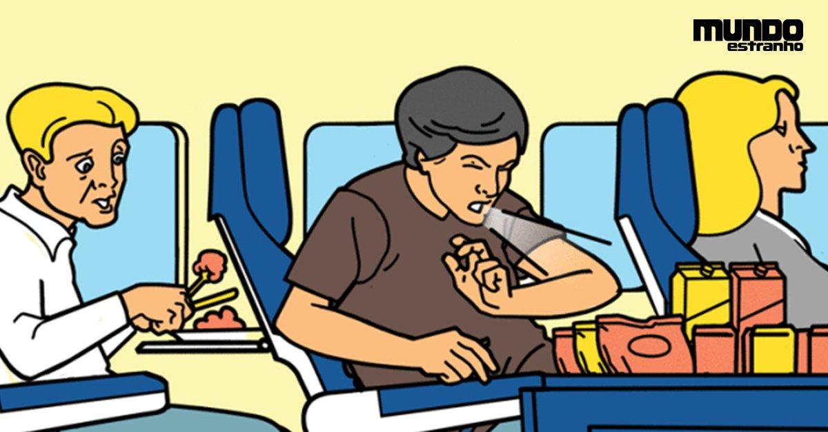 Como uma viagem de avião afeta o corpo? https://t.co/F6KKHWOtcf