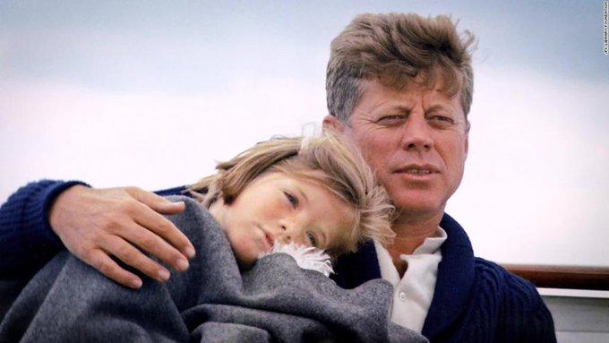 Caroline Kennedy on JFK: 'I miss him every day of my life.' https://t.co/pjOrHzBO2y