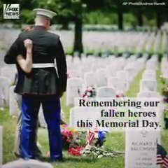 This Memorial Day, we honor the men and women who gave their lives fighting for our great country.