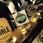 On the bar... @thornbridge @jollybrewery @MagicRockBrewCo @AcornBrewery @NorthBrewCo @vocationbrewery @BarnsleyCAMRA #barnsleyisbrill