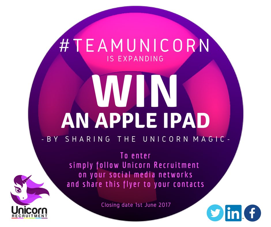 JUST TWO DAYS LEFT TO #ENTER OUR #COMPETITION TO #WIN AN iPAD - JUST :  #Follow #Share  Keep everything crossed<br>http://pic.twitter.com/EBxFHFcWi4