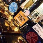 On the bar... @revolutionsbrew @HalfMoonBrewer @MagicRockBrewCo @AcornBrewery @vocationbrewery @thornbridge @BarnsleyCAMRA #barnsleyisbrill