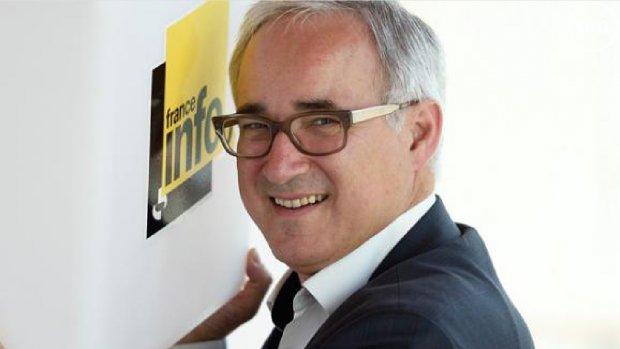 franceinfo : Vincent Giret (Le Monde) remplace Laurent Guimier https://t.co/zqicuMst9p