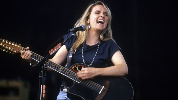 Happy birthday Melissa Etheridge! Look back at our 1997 interview with the singer/songwriter