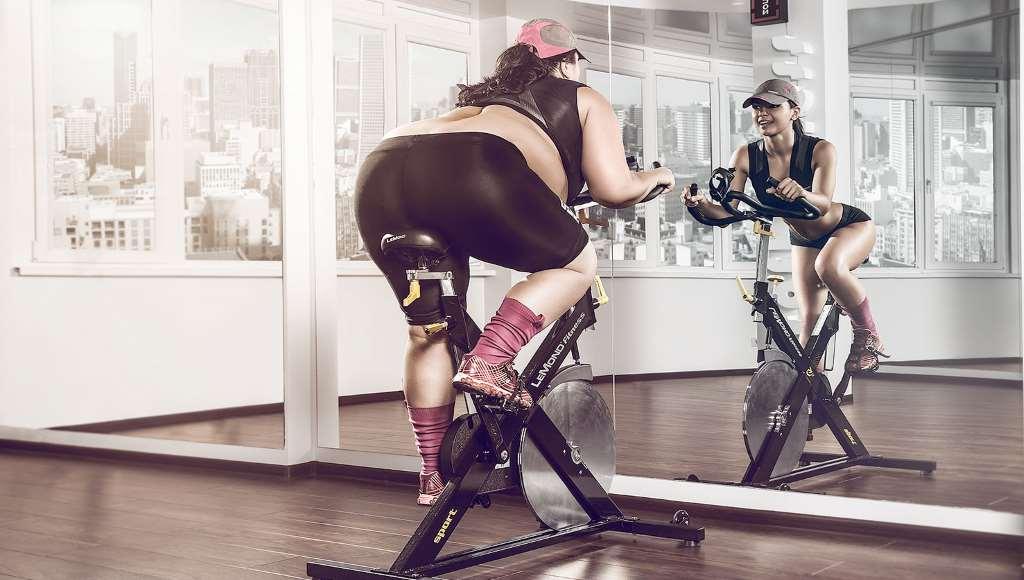 Прикольный фитнес картинки
