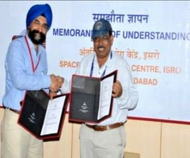 SAC of ISRO in Gujarat and Amul MOU for fodder acreage estimation using satellite