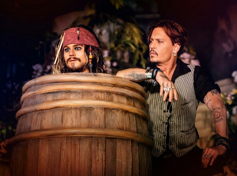 Have you seen #PiratesOfTheCaribbean 5 more than once? #JohnnyDepp #PiratesLife <br>http://pic.twitter.com/CSdP1Dnt6f