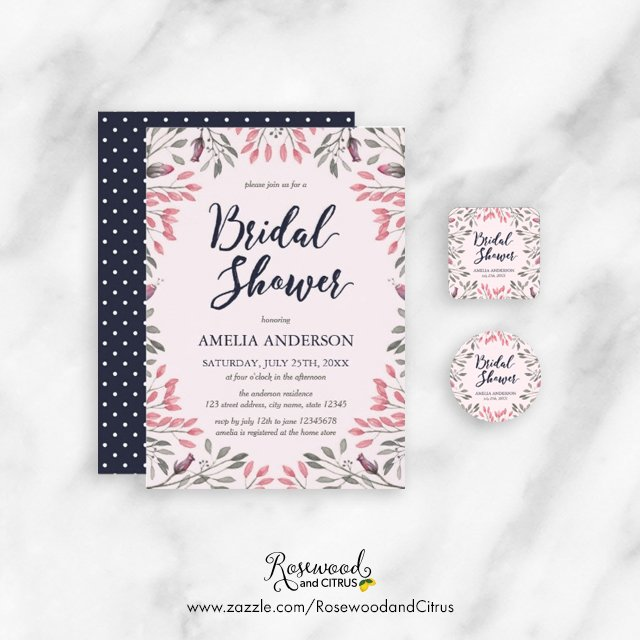 Check out #BridalShower invitations and matching items like stickers, stamps here  https://www. zazzle.com/rosewoodandcit rus/gifts?cg=196242412659809256&amp;rf=238364477188679314 &nbsp; …  #Weddings #BridetoBe<br>http://pic.twitter.com/IAAR4xDL3V