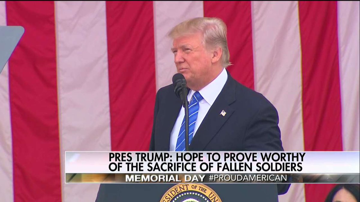 .@POTUS: 'It is because of families like yours that all of our families can live in safety and live in peace.'