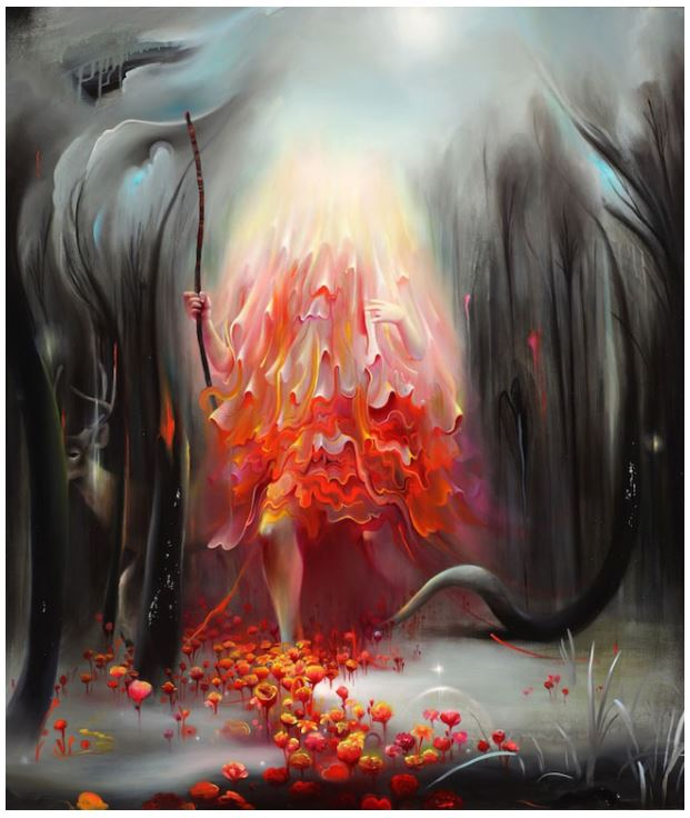 #Stunning #Surreal #Paintings by Michael Page  http:// ow.ly/1JGx30bNP6W  &nbsp;   #art #beauty #colors<br>http://pic.twitter.com/48rVrswhpr