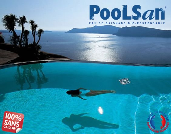 With Poolsan, get a better swimming comfort with 0 chlorine, no smell &amp; better for your health ! #piscine #spa #pool #nochlorine #Poolsan<br>http://pic.twitter.com/2LseIZnCzx