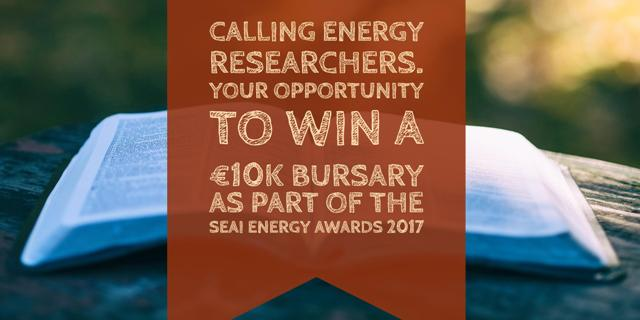 Calling #Irish #Researchers. Your opportunity to win a €10k bursary as part of the #SEAIAwards17. Apply here  http:// ow.ly/VTlm30c6QWE  &nbsp;  <br>http://pic.twitter.com/neqPOLnsBi