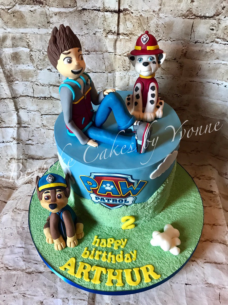 Pawpatrolcake Hashtag On Twitter