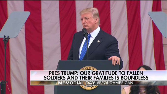 .@POTUS: 'Today we also hold a special vigil for heroes whose story we cannot tell because their names are known to God alone.'
