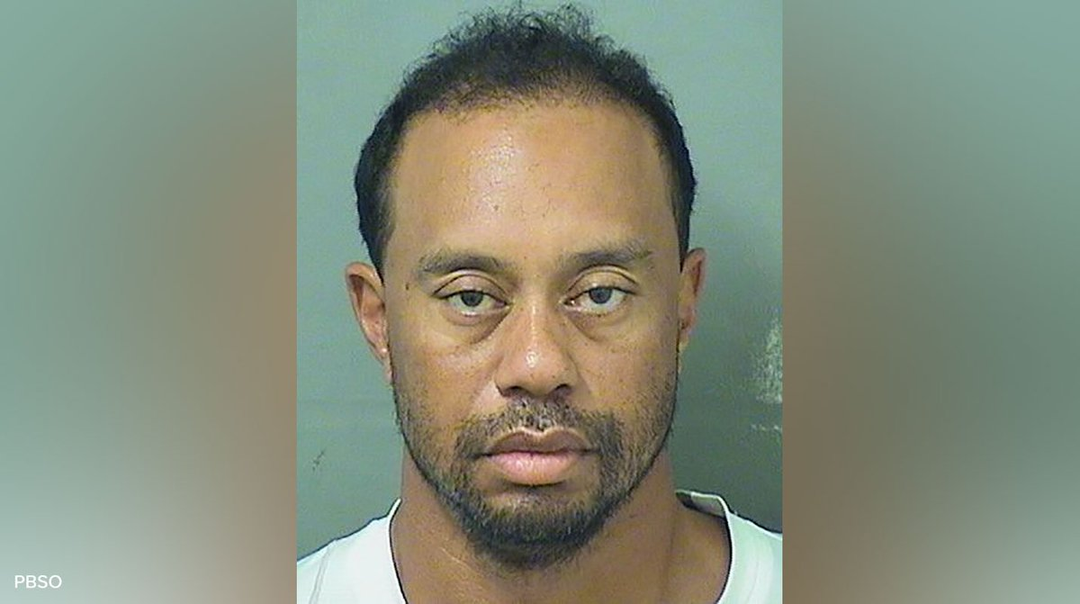 Tiger Woods charged with driving under the influence after arrest in Palm Beach County, Floridahttps://t.co/J2nt3hj3iw.