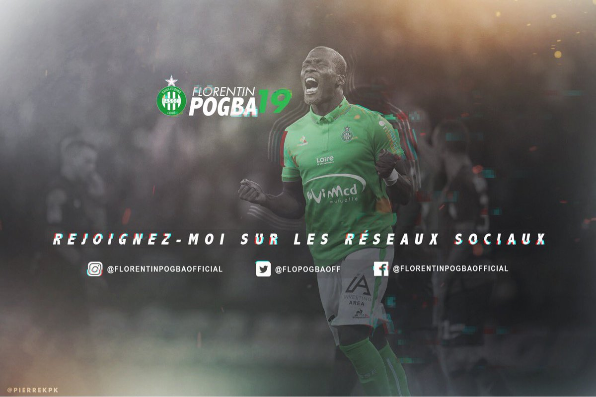 Hello my people you can follow me now on these social networks. #pogba #19 #asse. Credit : @pierrekpk<br>http://pic.twitter.com/a0AHVZ6Ke6