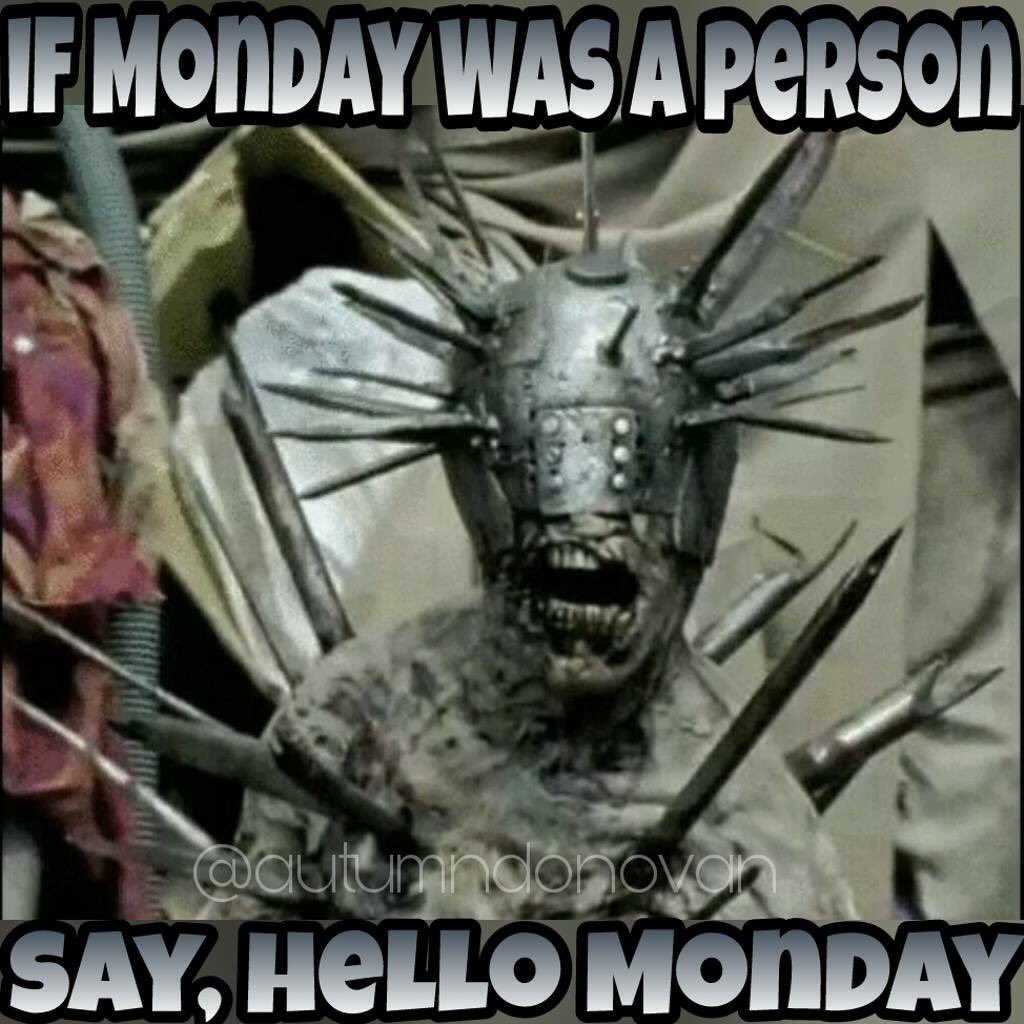 TYSVM Hilde, great epHappy Monday! #TWDFamily  #TWD  <br>http://pic.twitter.com/ga7ol7vKa1