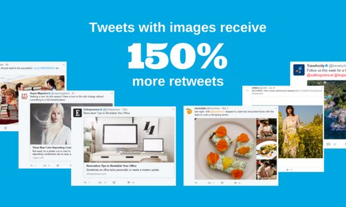 Want 150% More Retweets? Use #Images in your Tweets. #Design your Image with @getstencil  http:// bit.ly/2s7o8En  &nbsp;  <br>http://pic.twitter.com/noVcthQd3t