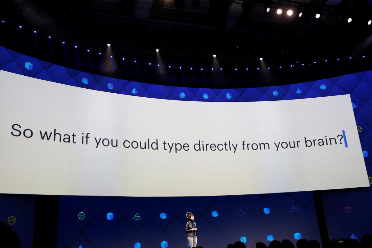 #Facebook working on mind reading technology  https://www. independent.co.uk/life-style/gad gets-and-tech/news/facebook-mind-reading-technology-thoughts-sell-adverts-social-media-accounts-a7755136.html &nbsp; … <br>http://pic.twitter.com/3vXFnvnwtR