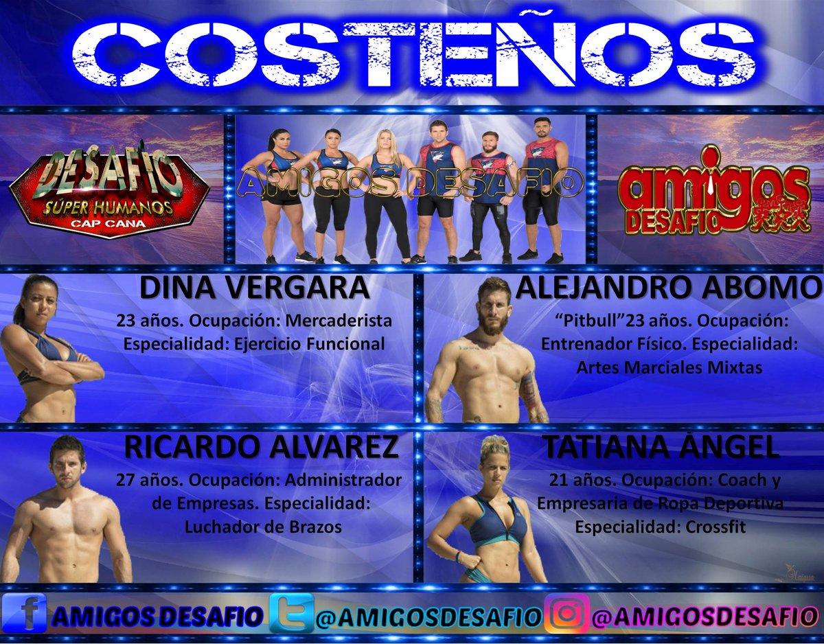 Desafío Super Regiones 2019 on Twitter: