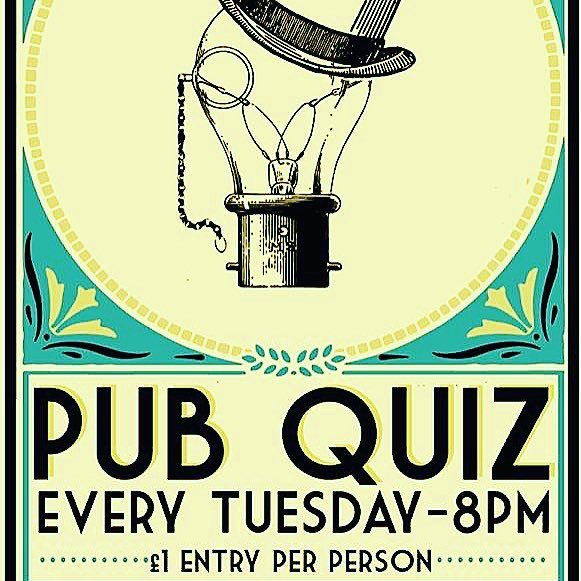 #pubquiz tomorrow evening boys and girls!! Only £1 entry each and you can win some #freedrinks for your team!! 02086438395 #pub #quiz <br>http://pic.twitter.com/3zzQXWg4IZ