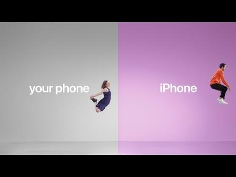 Apple Shares New &#39;Contacts&#39; Ad Part Of &#39;Switch to iPhone&#39; Campaign #Contacts #YouTube  https:// follownews.com/31ohh  &nbsp;  <br>http://pic.twitter.com/DWTK44XDJj