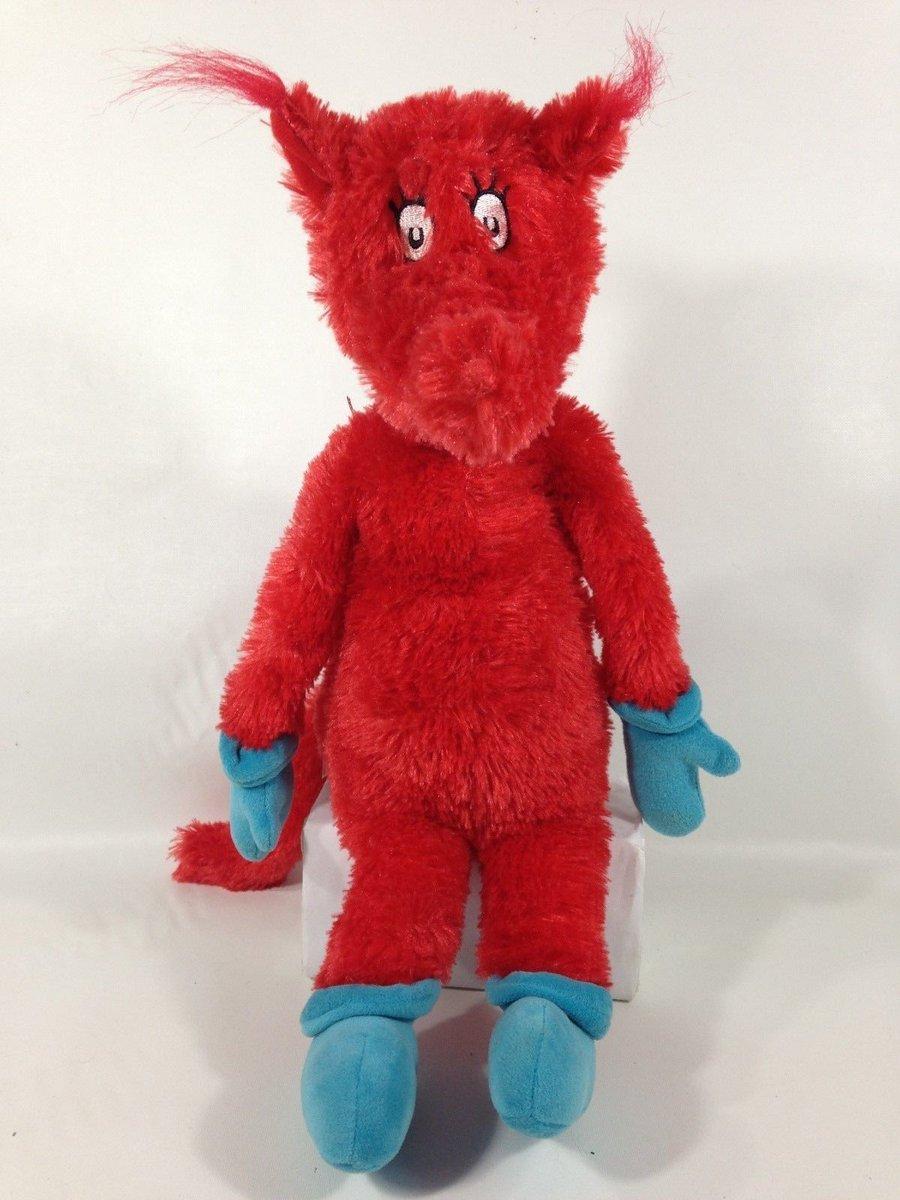 Dr.Seuss #Red #Fox in Socks #Plush #StuffedAnimal  http://www. ebay.com/itm/1224763052 43?ssPageName=STRK:MESELX:IT&amp;_trksid=p3984.m1558.l2649 &nbsp; … <br>http://pic.twitter.com/bmbJiCYPsI